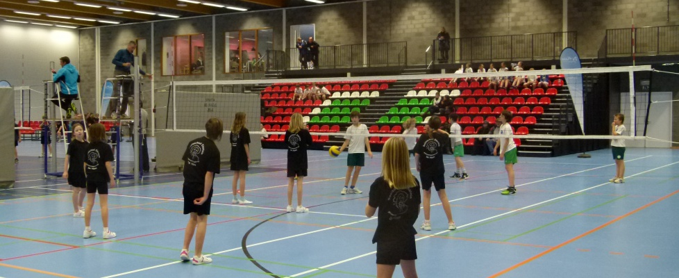 Interscholencompetitie netbal