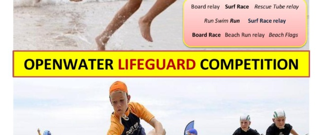 Openwater Lifeguard Competition